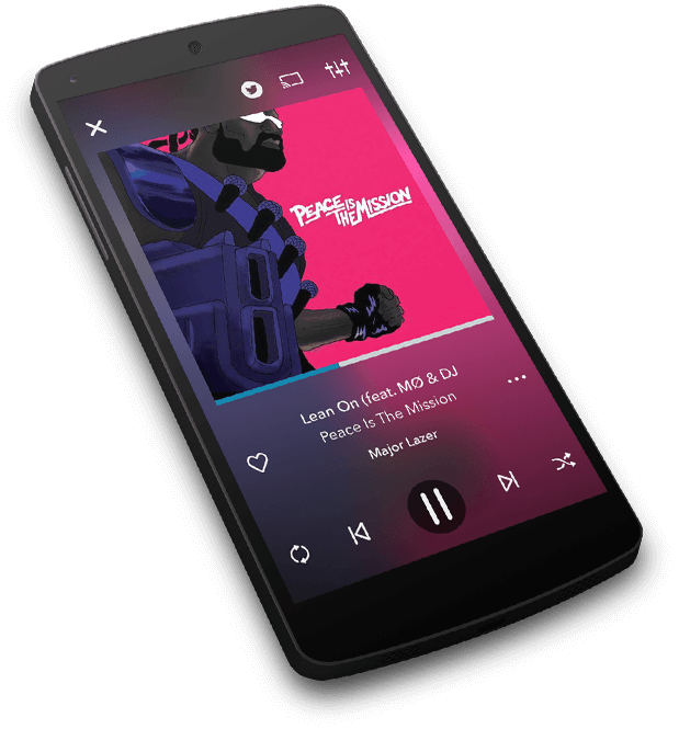 Rhapsody for Android, iOS and Windows Phone